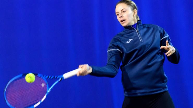 WTA w Strasburgu: Magda Linette poznała rywalkę w ćwierćfinale