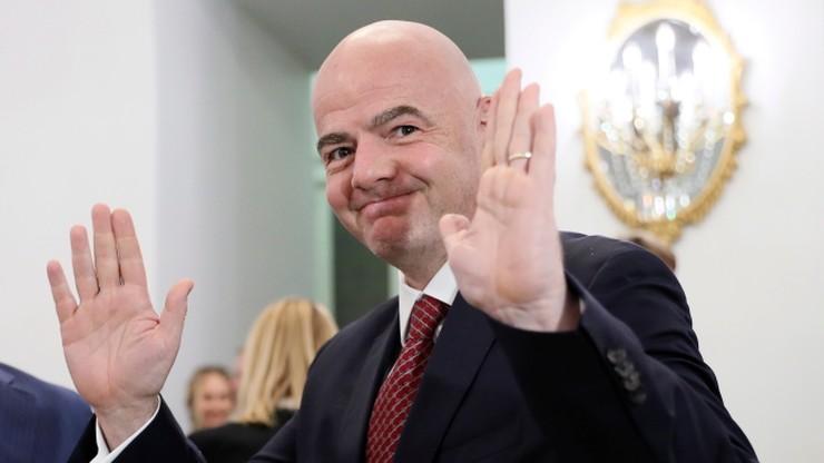 Prezydent FIFA pogratulował Piastowi Gliwice mistrzostwa Polski