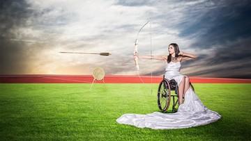 Miss na wózkach kibicują naszym paraolimpijczykom