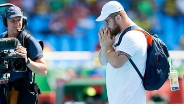 Fajdek nie awansował do finału rzutu młotem w Rio. Eliminacje wygrał Nowicki