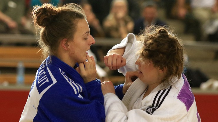 GP w judo: Pacut piąta, Sarnacki siódmy w Zagrzebiu