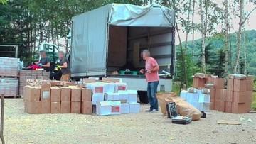 Mogli przemycić do Polski ponad 15 ton marihuany. Policja rozbiła gang narkotykowy