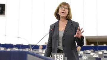 """""""To jest czyn karalny, przestępstwo"""". W PE dyskusja o zdjęciach europosłów na szubienicach"""