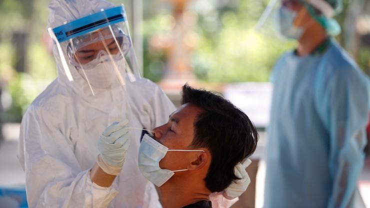 Najwyższa dobowa liczba zakażeń koronawirusem w Portugalii od początku pandemii