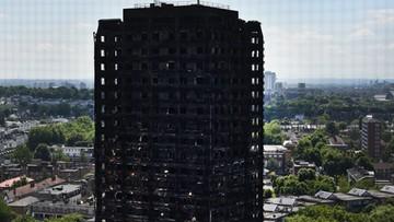 Policja: 58 osób zaginionych po pożarze wieżowca w Londynie prawdopodobnie nie żyje