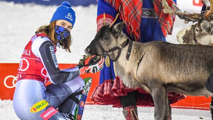 Alpejski PŚ: Petra Vlhova znów najlepsza w slalomie w Levi