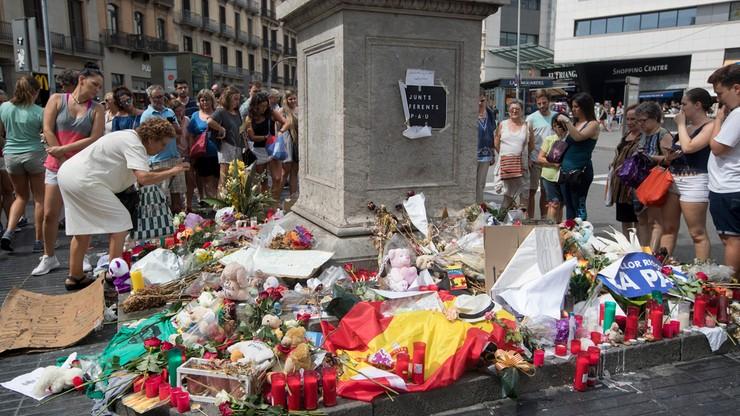 Służby USA miały ostrzegać Hiszpanię przed groźbą zamachu w Barcelonie