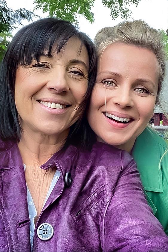 2021-09-22 Hanna Śleszyńska w serialu Komisarz Mama. Kogo gra? - Polsat.pl