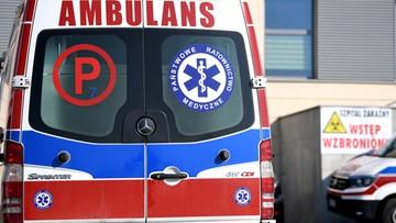 Gwałtownie rośnie liczba zakażonych w Mazowieckim Szpitalu Specjalistycznym. Blisko 190 chorych