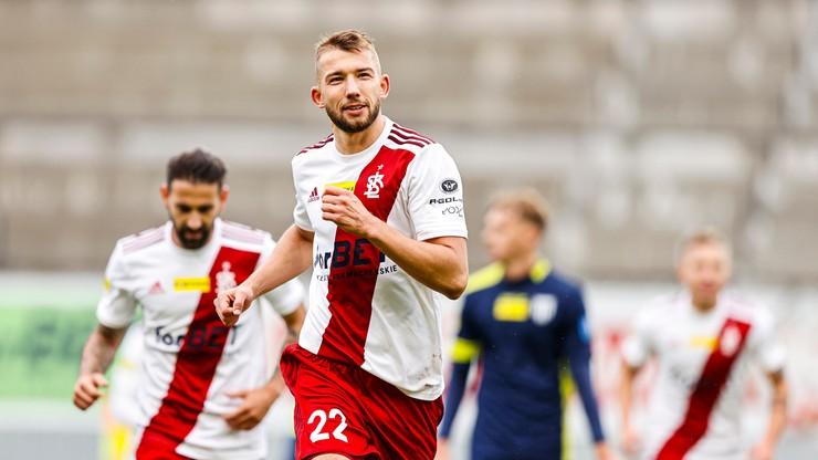 Fortuna 1 Liga: Kolejna wygrana ŁKS Łódź. Hat-trick Łukasza Sekulskiego