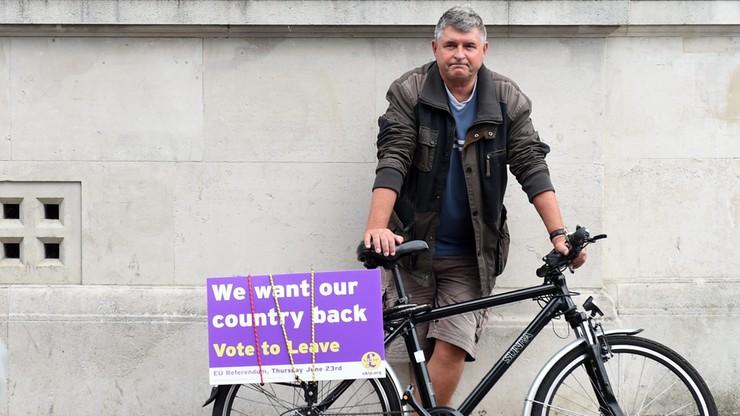 Wielka Brytania: rośnie przewaga zwolenników wyjścia z UE