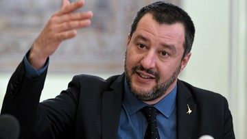 """Salvini spotkał się z Kaczyńskim. """"Rozmawialiśmy jak nadać sens marzeniu europejskiemu"""""""