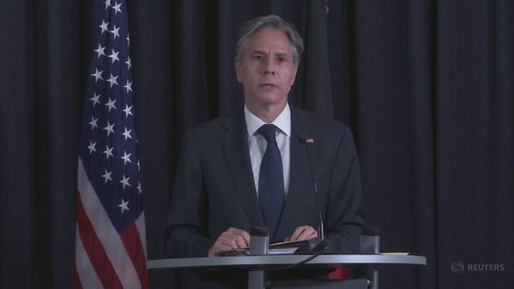 Anthony Blinken: rząd talibów musi zasłużyć na uznanie i pomoc