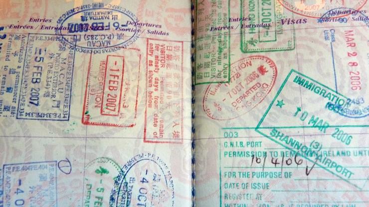 Niemiecki paszport otwiera najwięcej granic