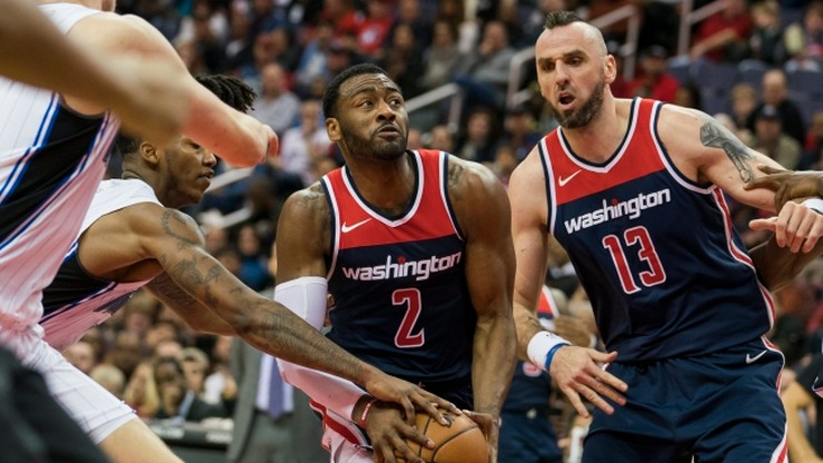 NBA: Wizards lepsi od Celtics, double-double Gortata