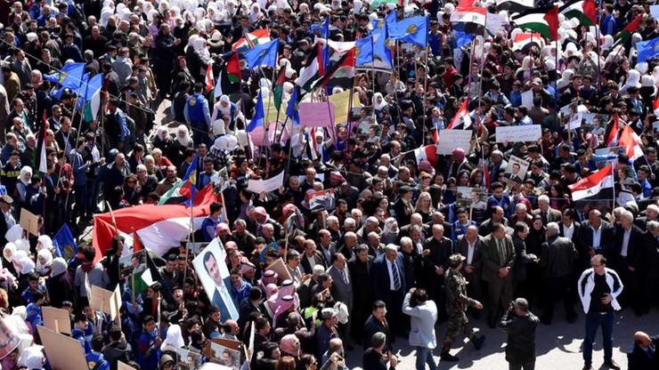 Syria zażądała pilnego zwołania Rady Bezpieczeństwa ONZ. Chodzi o Wzgórza Golan