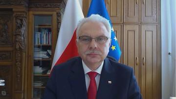 Waldemar Kraska o lockdownie w kolejnych województwach