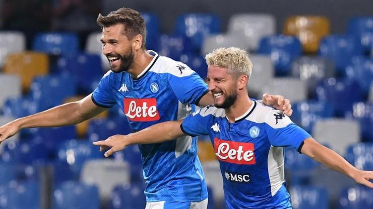 LM: Napoli wygrało z Liverpoolem!