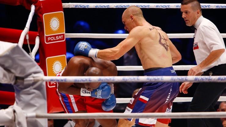 Przemysław Saleta: Obstawiam zwycięstwo Michała Cieślaka, ale łatwo nie będzie