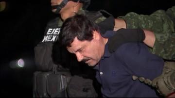 """Słynny """"El Chapo"""" skarży się na tortury w więzieniu"""