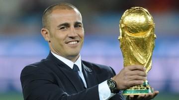 Cannavaro w liście do Włochów: Potrzebujemy jedności