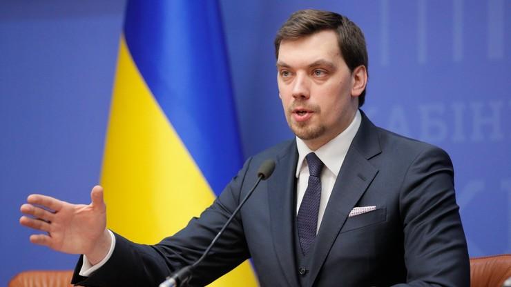 Zamieszanie wokół dymisji premiera Ukrainy