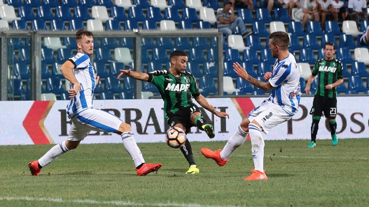 Mecz Serie A zweryfikowano jako walkower