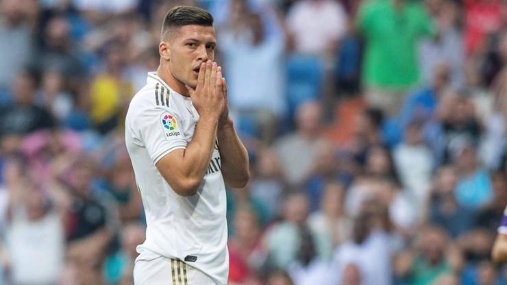 Luka Jović opuszcza Real Madryt i wraca do Niemiec