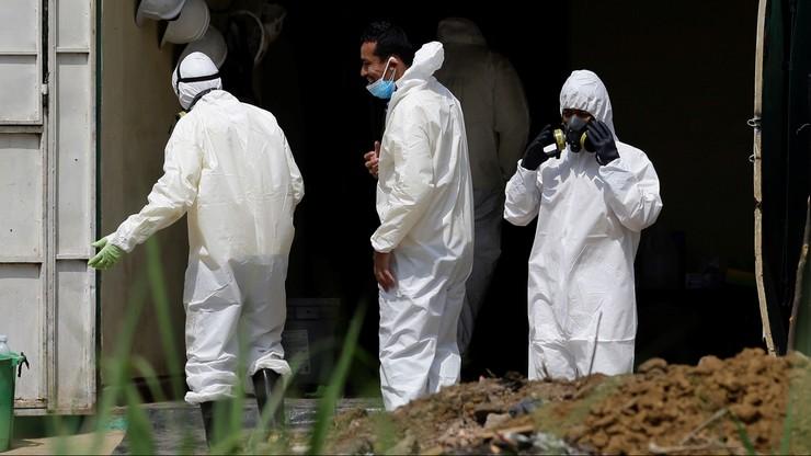 Seryjny morderca z Salwadoru. Na posesji byłego policjanta znaleziono ponad 40 ciał