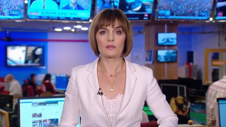 """""""Wydarzenia"""" w Polsacie z większą oglądalnością niż """"Teleexpress"""" i """"Wiadomości"""" w TVP 1"""