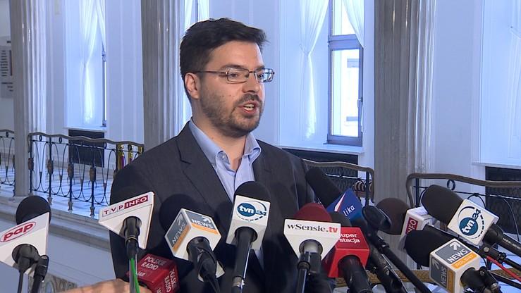 Tyszka: nie przewiduję, aby Kukiz'15 zgodził się na propozycję Nowoczesnej