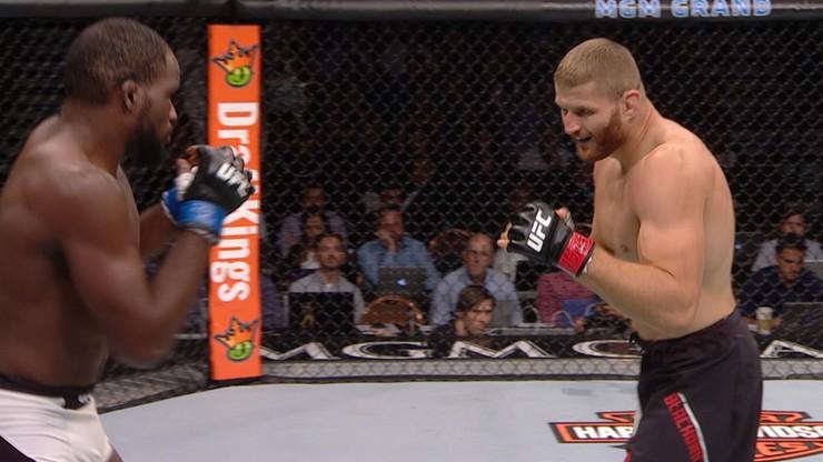 UFC: Błachowicz poznał rywala! Polak o krok od walki o tytuł?