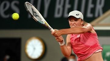 WTA w Eastbourne: Trudna przeprawa Świątek