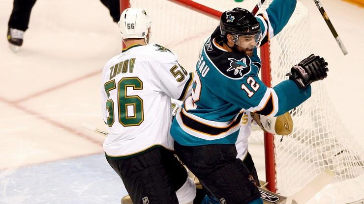 NHL: Patrick Marleau rekordzistą ligi. Święto popsuła porażka San Jose Sharks