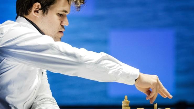 Magnus Carlsen obłowił się dzięki... grze przez internet