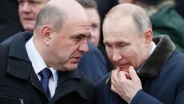 Premier Rosji ma koronawirusa