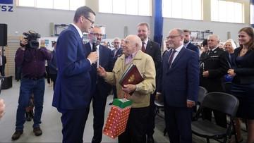 Morawiecki: polityka senioralna jest strategicznym celem całego państwa