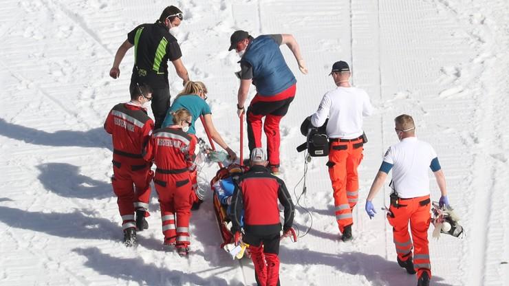 Upadek Tandego w Planicy: Pierwsze informacje na temat stanu zdrowia Norwega