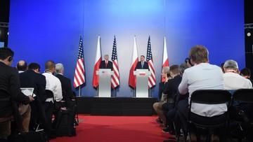 """""""W Polsce panuje absolutna wolność, problemy były podczas poprzednich rządów"""". Prezydent Duda o mediach"""