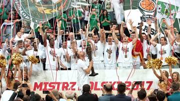 Stelmet BC Zielona Góra mistrzem Polski!