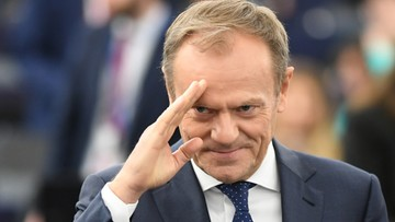 Neumann: Tusk byłby idealnym kandydatem Koalicji Europejskiej na prezydenta w 2020 r.