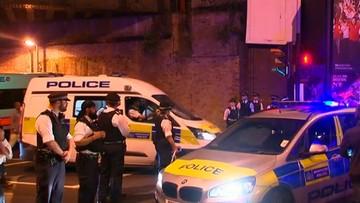 Samochód wjechał w grupę muzułmańskich wiernych niedaleko meczetu w Londynie. Jedna osoba nie żyje