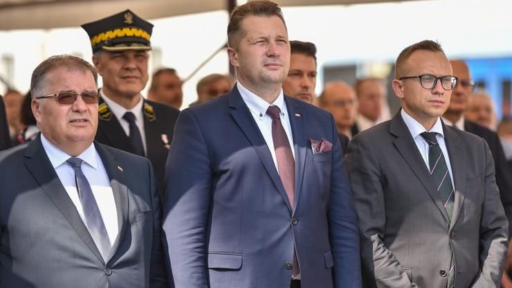 W Sejmie wniosek o odwołanie Przemysława Czarnka oraz projekt ws. odbudowy Pałacu Saskiego