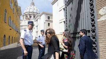 Wyciek tajnych dokumentów z Watykanu. Prokuratorzy wnioskują o cztery wyroki skazujące