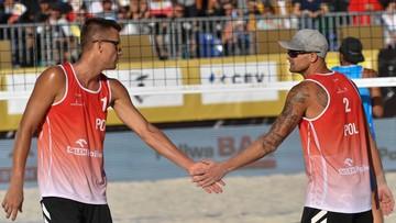 WT w siatkówce plażowej: Przegrany finał Szałankiewicza i Kruka