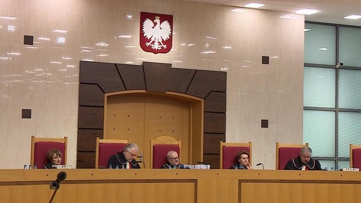 Zgromadzenie Ogólne TK ws. wyboru kandydatów na prezesa w środę