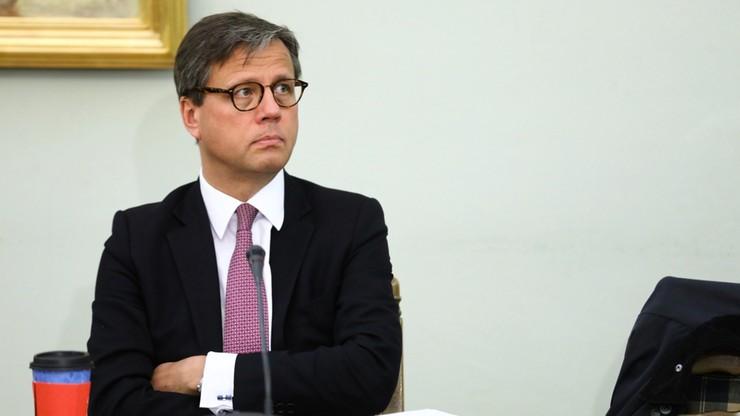 Radziwiłł: spadek dochodów z VAT-u był powodem zmartwienia w Ministerstwie Finansów