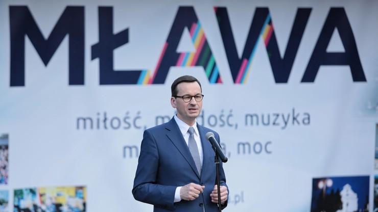 Premier: polska żywność musi trafiać na wszystkie europejskie stoły