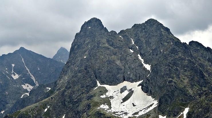 Znaleziono ciało turysty w okolicach Zielonego Stawu w Tatrach