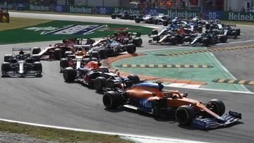 Formuła 1: Grand Prix Włoch przyniosło 15 mln euro strat